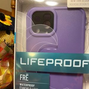 NIB AUTHENTIC LIFEPROOF CASE IPHONE 11PRO